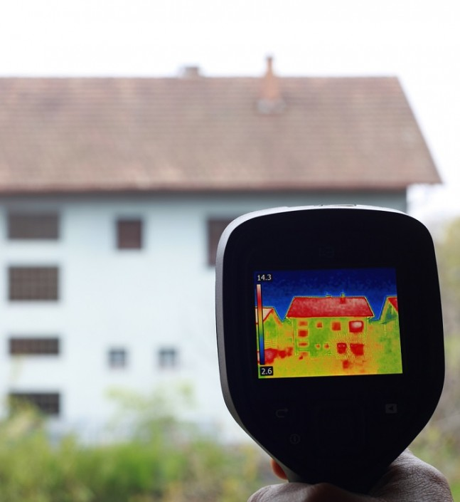 Thermal Imaging Southampton Detect Fire Hazards